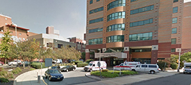 Clinical Academic Building Image